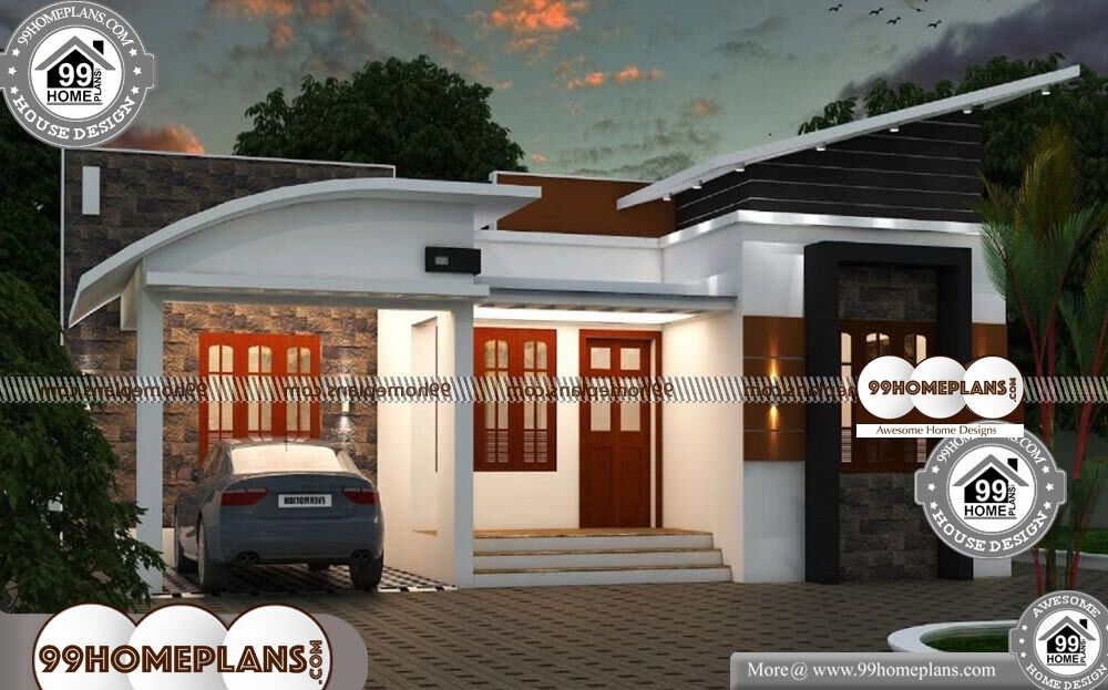 Beautiful One Story Homes - One Story 1470 sqft-Home
