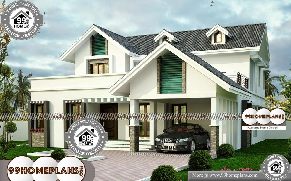 Best 2 Storey House Plans - 2 Story 3217 sqft-HOME