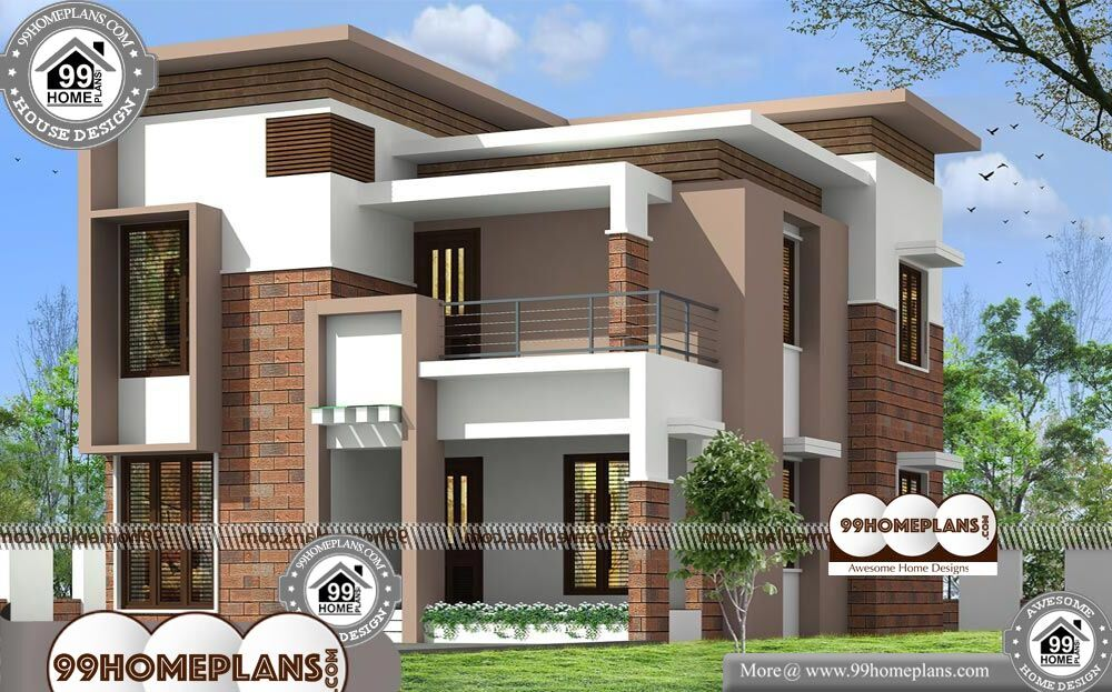 Classic House Styles - 2 Story 1980 sqft-Home