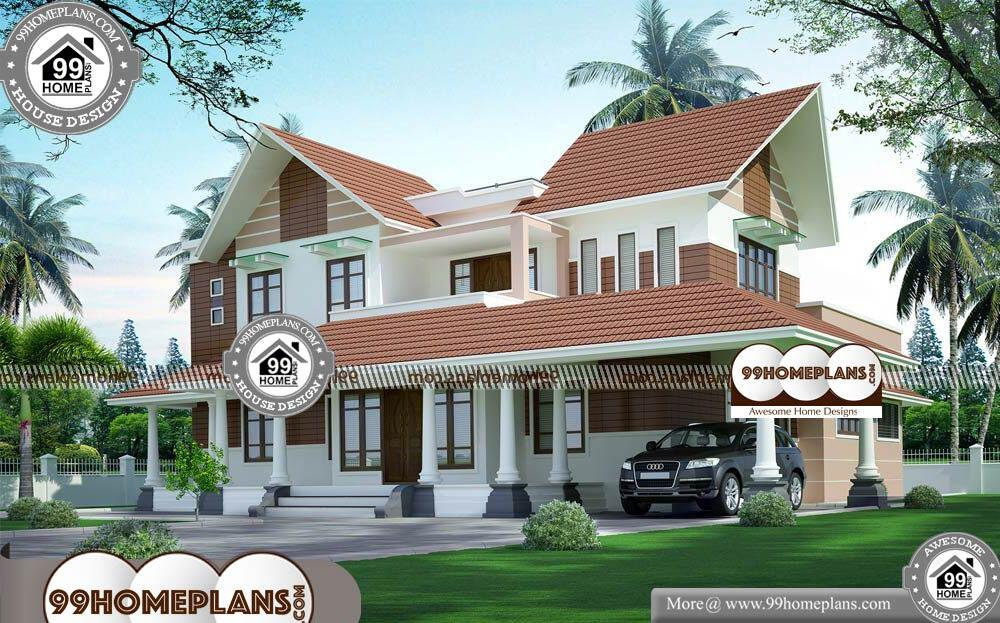 Luxury House Floor Plans with Photos - 2 Story 2900 sqft-Home
