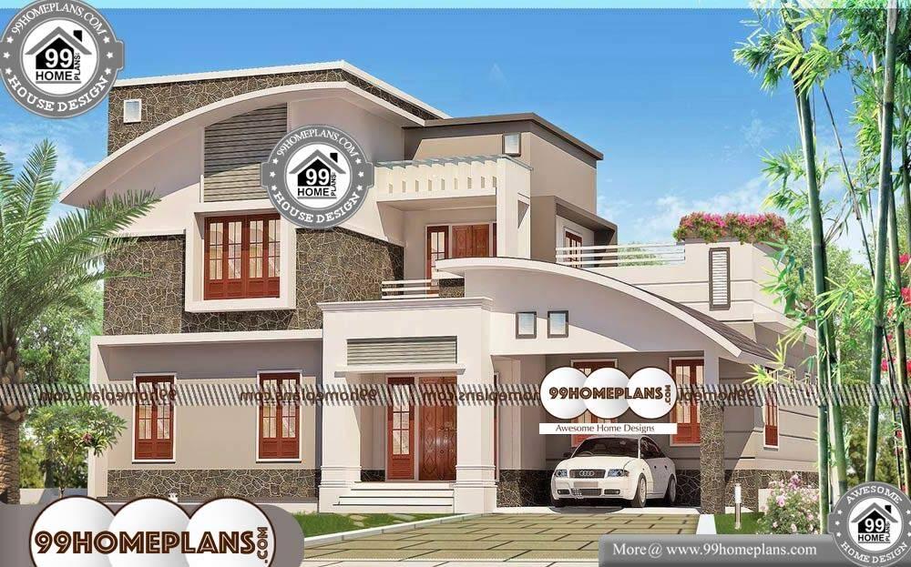 Modern Design Homes - 2 Story 2756 sqft-HOME