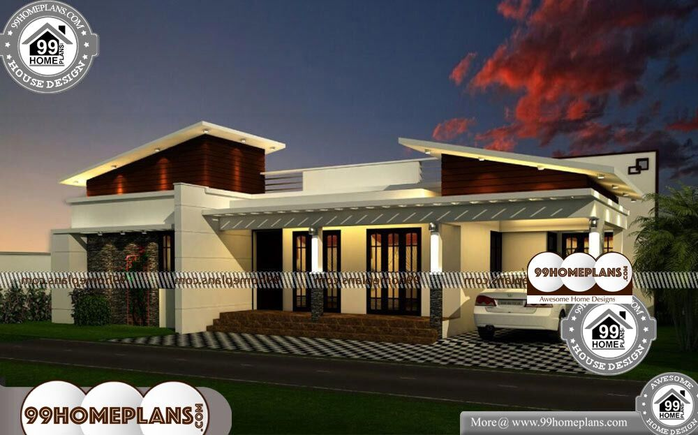 Single Storey House - One Story 1200 sqft-Home