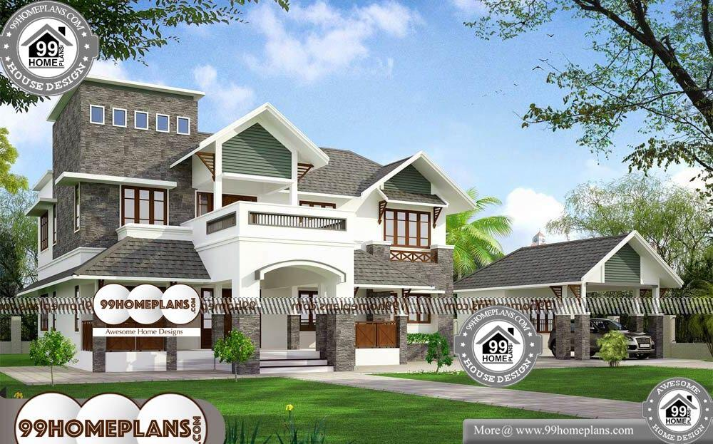 Small 2 Storey House Plans - 2 Story 3325 sqft-HOME