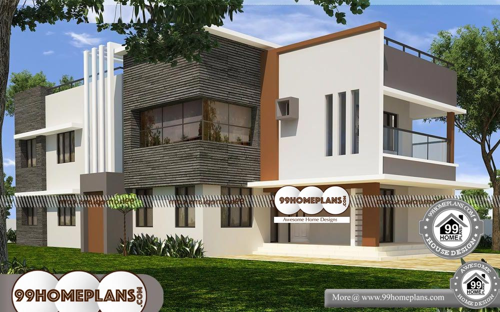 Small Two Storey Homes - 2 Story 3800 sqft-HOME