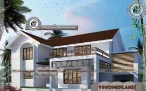 Architect House Plans for Sale 60+ 3D Double Storey House Plans Online