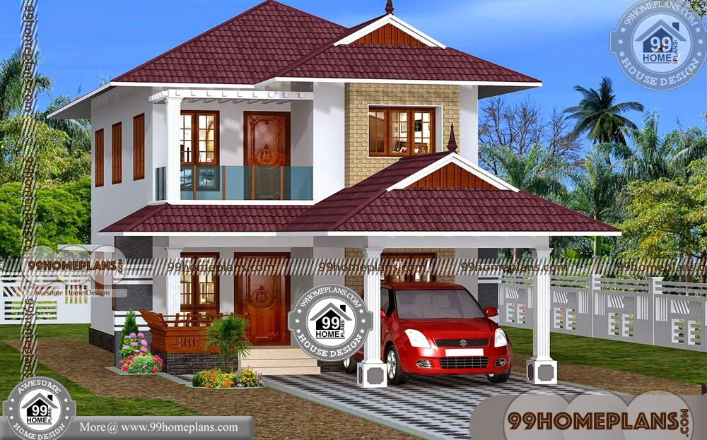 Bangalore  Home  Design  60 Two Story Small House  Design  New