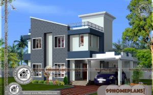 Beautiful Homes In Kerala & 2 Story Modern House Design 50+ Collection