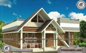 Beautiful Single Story House Plans 90+ Small Box Type House Collections