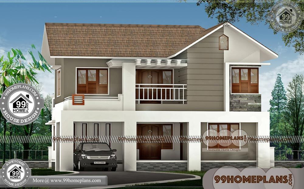 Best Architecture Houses & 90+ New Two Story House Plans, Collections