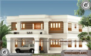 Best House Architecture Designs In India | 90+ 2 Storey Design Collections