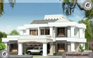 Best House Designs Kerala 60+ Double Storey Home Plans Collections