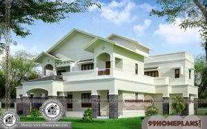 Best Small Houses 90+ Latest Double Storey Homes Plans Modern Ideas