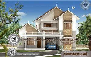 Best Vastu House Plans & 90+ Small Two Story Home Designs Collections