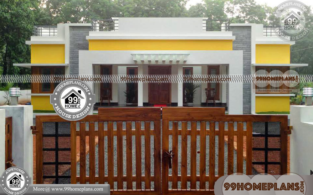 Big Single Story House Plans 90+ Large Modern Homes Selected Designs