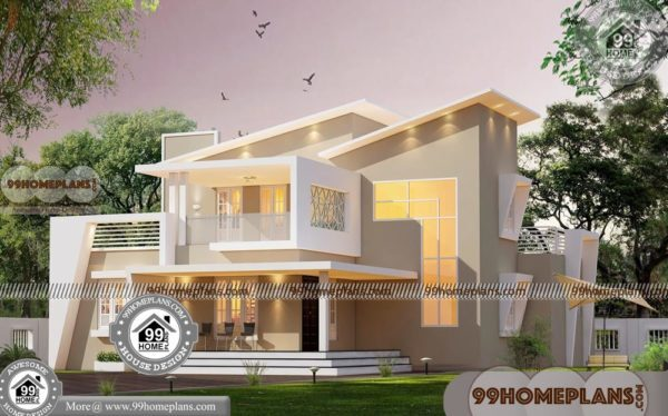 100 Beautiful Two Y House Designs