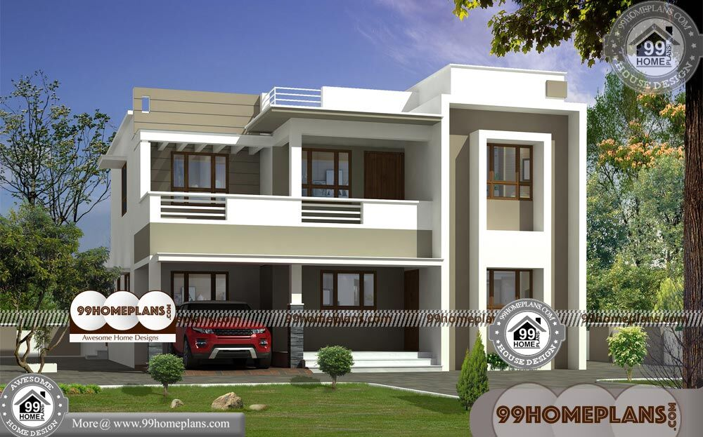 Cheap Home Floor Plans & 90+ 2 Story House Design And Plan Collection