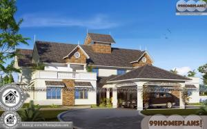 Double Storey Homes Plans & 80+ Traditional Home Elevations Online