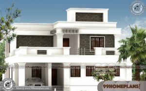 Home Design India Architecture & 90+ Two Storey House Floor Plan Ideas