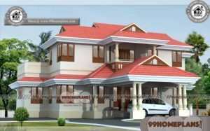 House Design Pictures | 90+ Design Of Two Storey Residential House