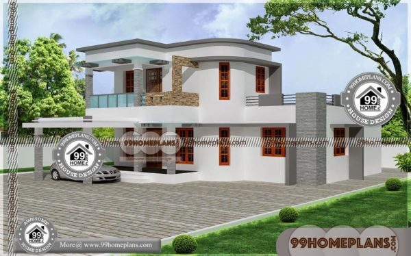 Modern Two Y House Plans