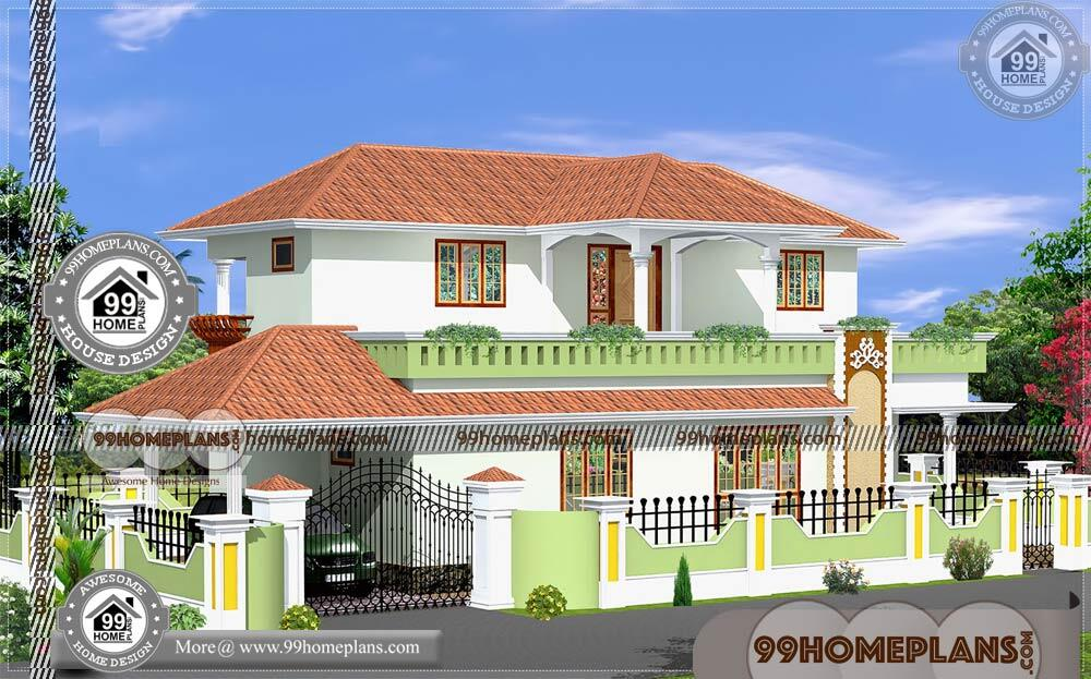 House Plan Drawings Kerala Style 75+ Floor Plan For 2 Storey House