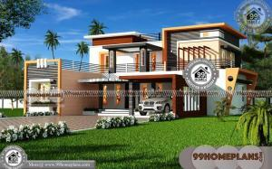 House Plans Floor Plans 60+ 2 Storey House Complete Plans, New Ideas