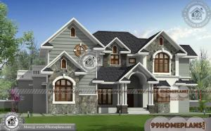 Indian Architectural Designs House Plans 60+ Two Storey Home Plans