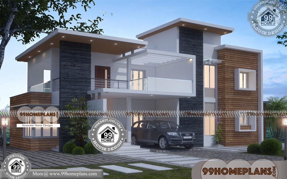 Indian Best Home Design 60+ Small 2 Storey Homes Plans Online Ideas