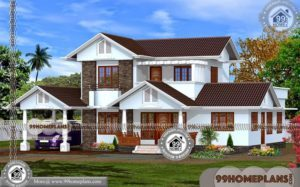 Indian House Exterior Design 80+ 2 Story Small House Design Collections