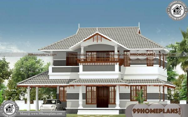 Kerala Best House Design 80+ 2 Story House With Balcony Home Plans on home plans with a pool, home plans with a lanai, home plans with three bathrooms,