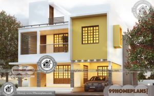 Kerala House Designs and Plans 80+ Double Storey Home Designs Online
