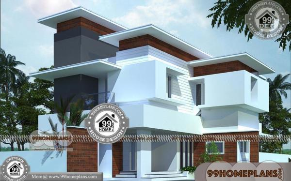 Modern House Plans 60 Small Two Story