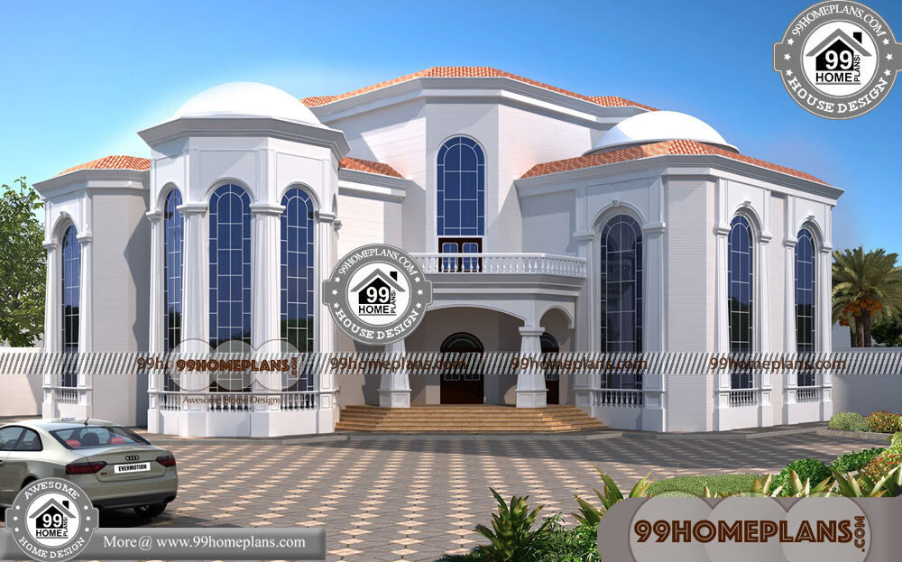 Low Cost Bungalow House Design & 3 Story Simple House Design Photos