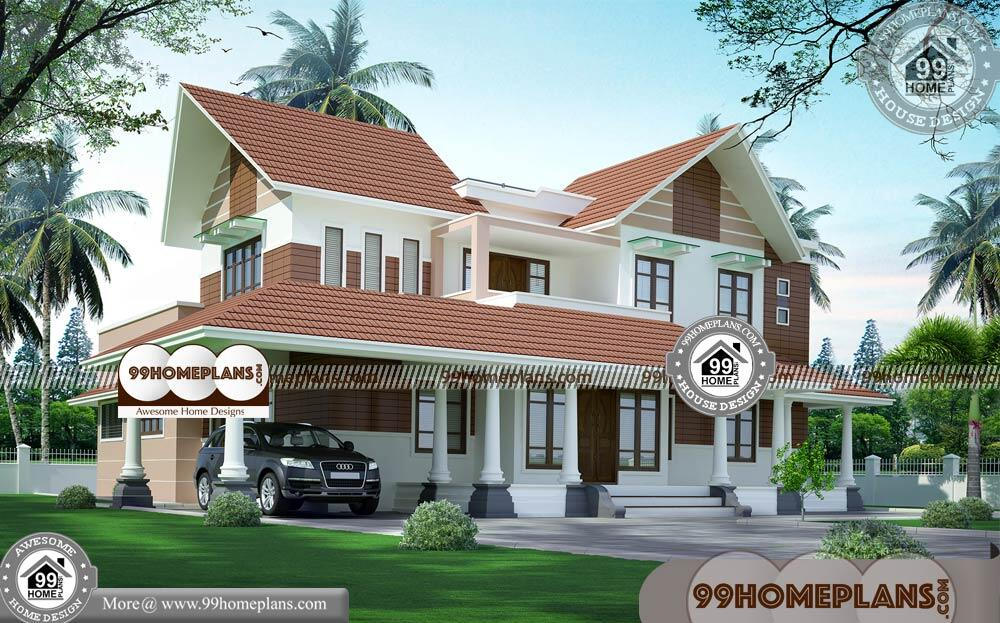 Luxury House Floor Plans with Photos | 90+ Small Two Story House Plans