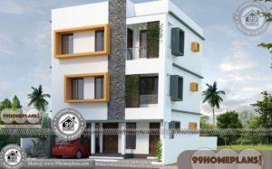 Modern 3 Story House Design 90+ Contemporary Home Plans Free Online