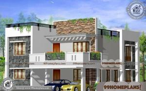 Modern and Contemporary House Plans | 90+ House Design Two Story