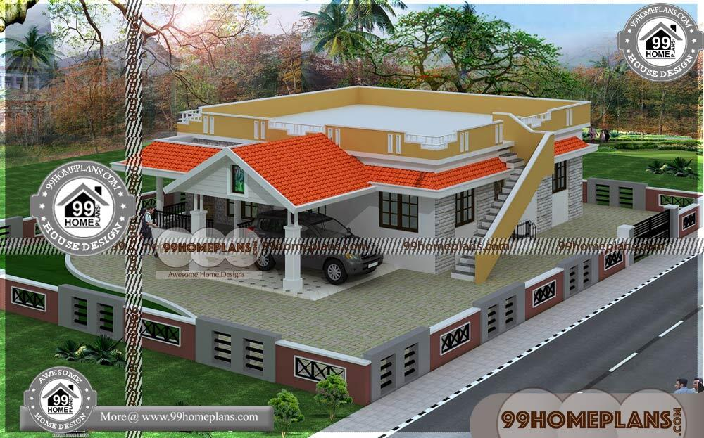 Modern House Designs Single Story 70+ Best Contemporary House Plan