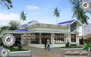 Modern House Floor Plans Single Story | 90+ Contemporary House Plans