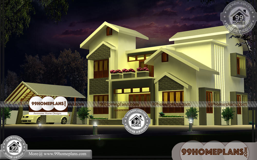 Modern Narrow House Plans | 80+ Floor Plan Of A Two Storey House Idea