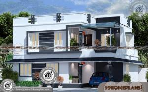 Modern New House Designs | 50+ Two Storey Designs & Stylish Plans