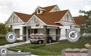 Modern Single Storey House Designs 80+ Contemporary Home Plans