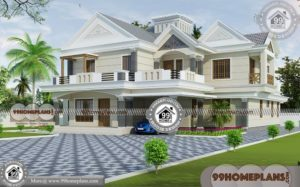 New Double Storey House for Sale 80+ Free Kerala Dream Home Photos
