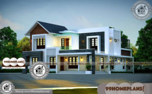 New Elevation Design Plans | 90+ Two Storey Small House Plans Online