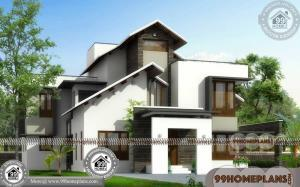 New Modern Homes 90+ Two Storey House With Balcony Awesome Plans