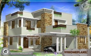 New Modern Small House Designs & 90+ Double Story Homes Designs