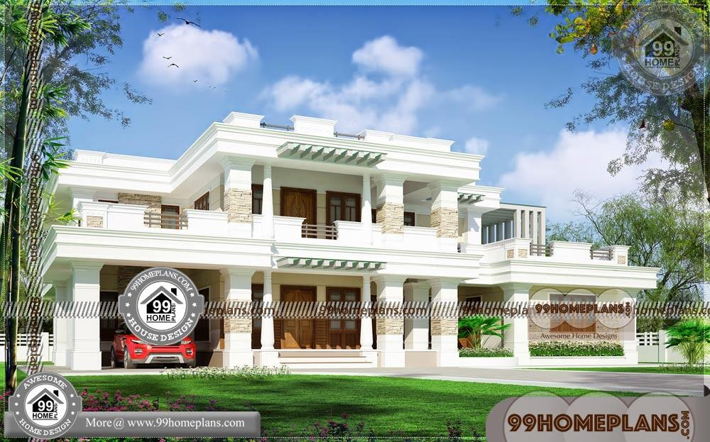 One Floor Small House Plans 90+ Box Model House Design Collections
