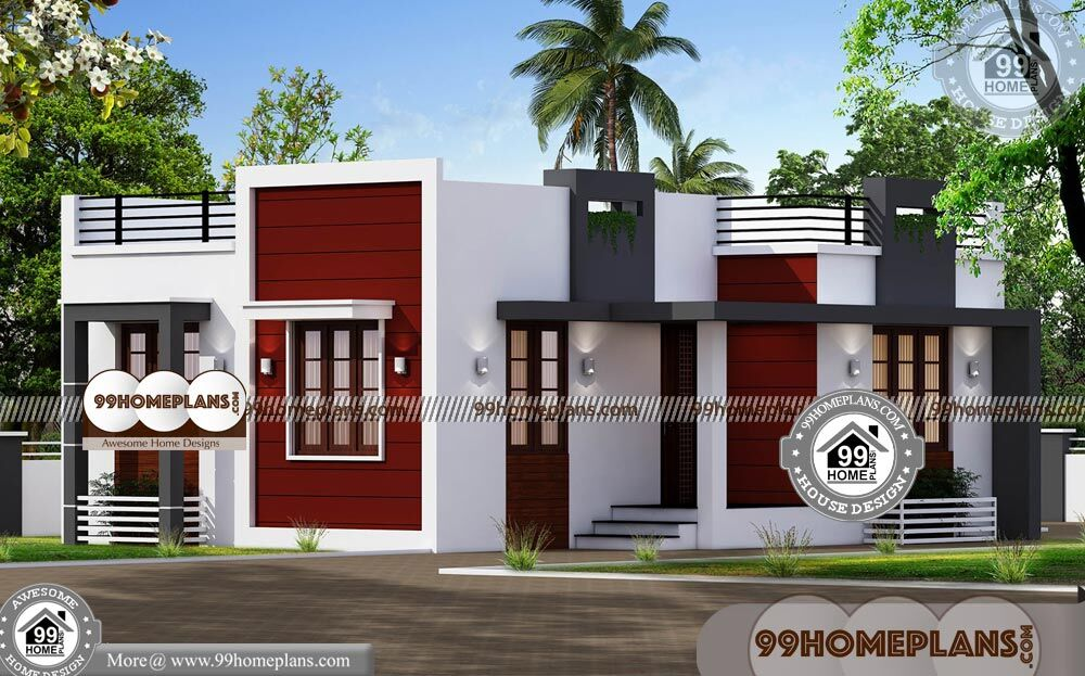 One Story Ranch Style House Plans | 90+ Contemporary House In Kerala