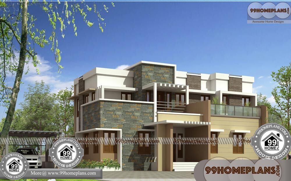 Open Floor Plan Small House Designs 90+ Two Storey Small House Plans
