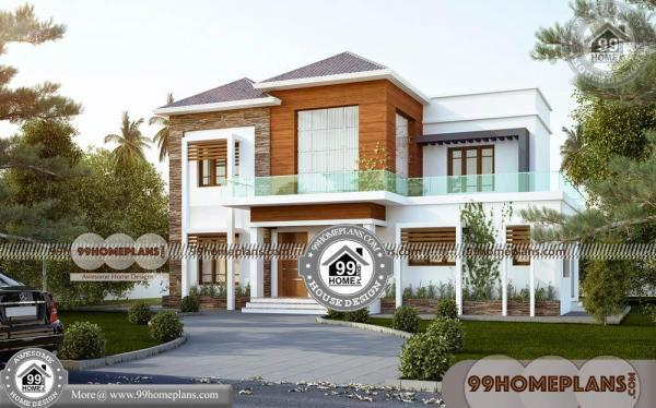 Astounding Plans For Double Storey Houses 50 Modern Contemporary House Design Beutiful Home Inspiration Cosmmahrainfo