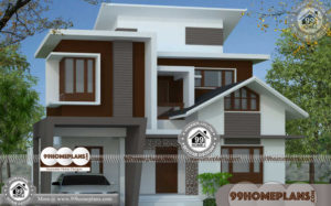 Simple Modern House Plans 50+ New Two Story Homes Latest Collections